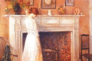 Frederick Childe Hassam - In the Old House