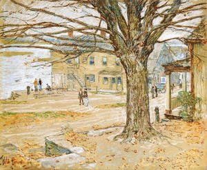 Frederick Childe Hassam - November, Cos Cob