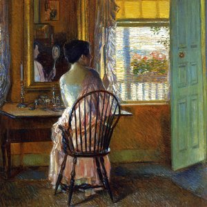 Frederick Childe Hassam - Morning Light