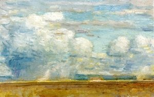 Frederick Childe Hassam - Clouds