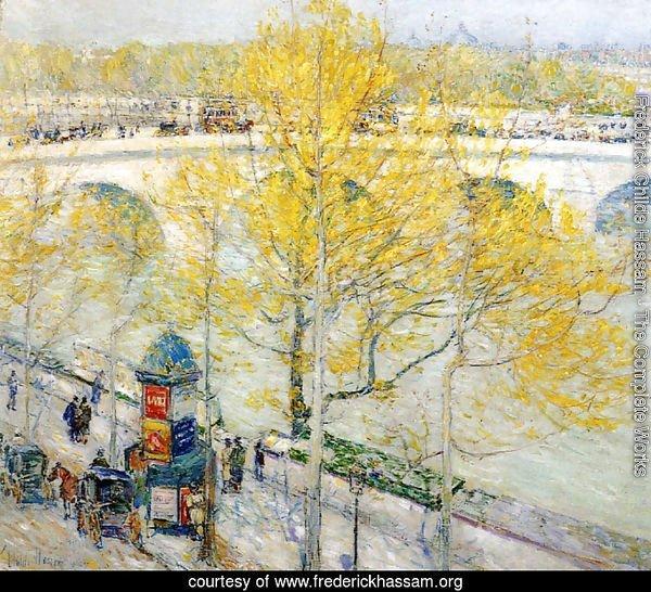 Superior Pont Royal, Paris
