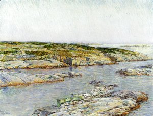 Summer Afternoon, Isles of Shoals