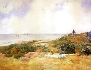 Frederick Childe Hassam - Isles of Shoals I