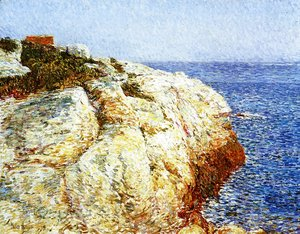 Frederick Childe Hassam - Northeast Headlands, Appledore
