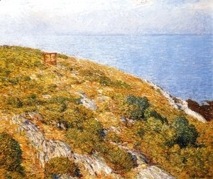 Frederick Childe Hassam - Isles of Shoals II