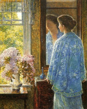 Frederick Childe Hassam - Twenty-Six of June, Old Lyme