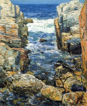 The South Gorge, Appledore, Isles of Shoals