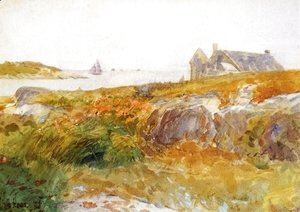 Frederick Childe Hassam - Isles of Shoals III