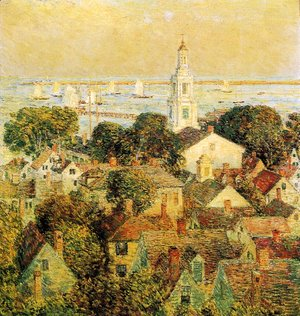 Frederick Childe Hassam - Provincetown
