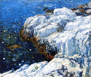 Frederick Childe Hassam - Jelly Fish