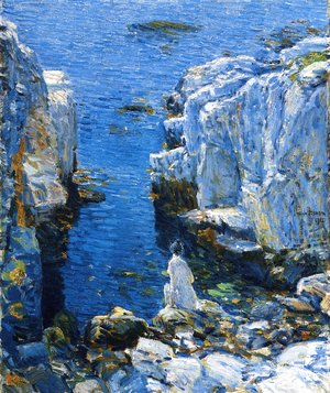 Frederick Childe Hassam - The Isles of Shoals