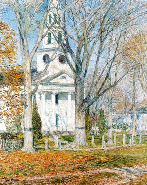 Church at Old Lyme II
