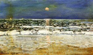 Frederick Childe Hassam - East Hampton