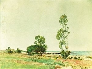 Frederick Childe Hassam - East Hampton I