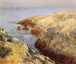 Frederick Childe Hassam - Islea of Shoals