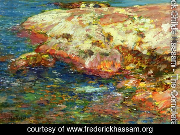 Frederick Childe Hassam - Islea of Shoals1