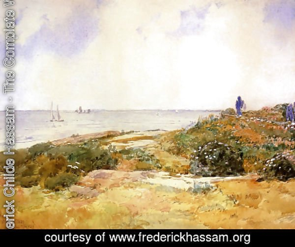 Frederick Childe Hassam - Islea of Shoals3