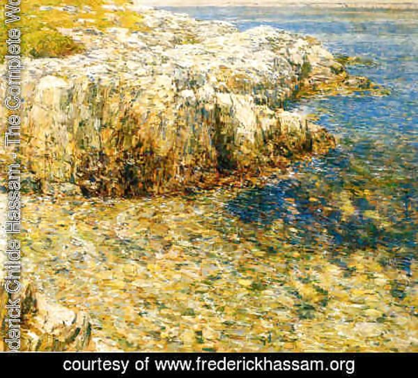 Frederick Childe Hassam - Islea of Shoals5