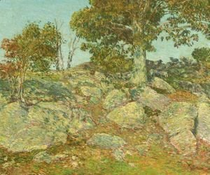 Frederick Childe Hassam - September