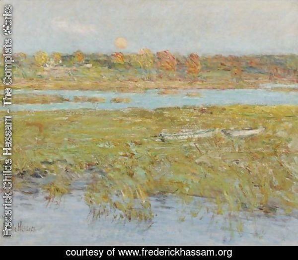 Harvest Moon (Marsh And Meadow)