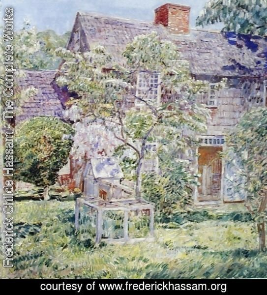 Frederick Childe Hassam - Old Mulford