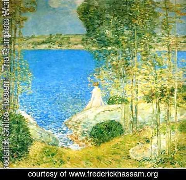 Frederick Childe Hassam - Unknown 3