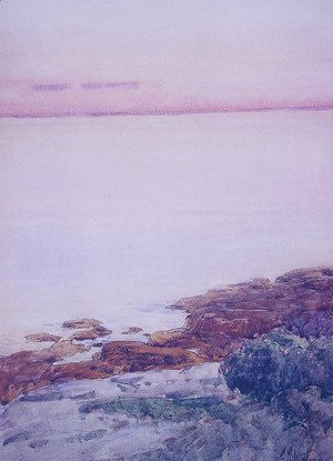 Frederick Childe Hassam - Isles of Shoals 2