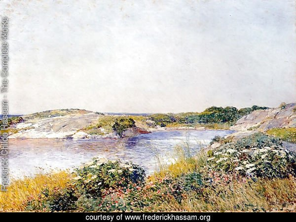 The Little Pond, Appledore