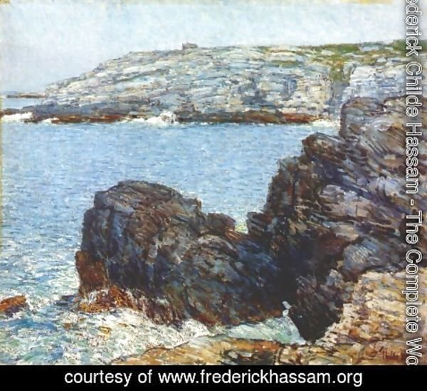 Frederick Childe Hassam - Headlands