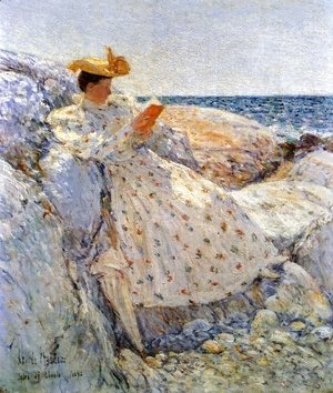 Frederick Childe Hassam - Isle of Shoals